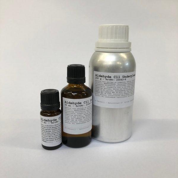 Aldehyde C11 undecyleen