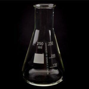 Erlenmeyer borosilicaat NH 250 ml