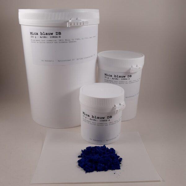 Mica blauw DB